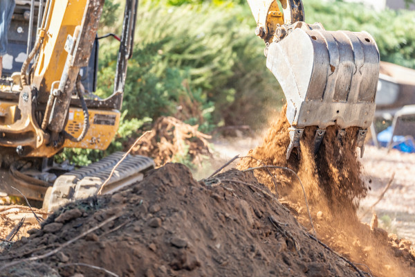 nowra excavation